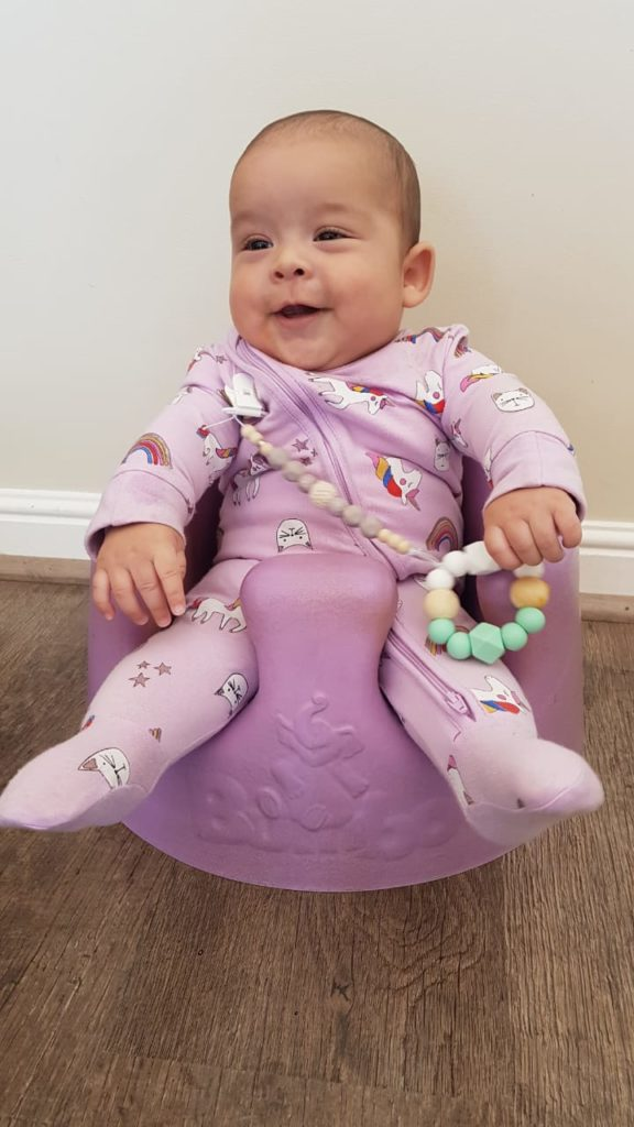 Baby containers like Bumbo seats